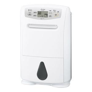 三菱電機 コンプレッサー式 衣類乾燥除湿機 サラリ(SARARI) MJ-P180PX-W ホワイト