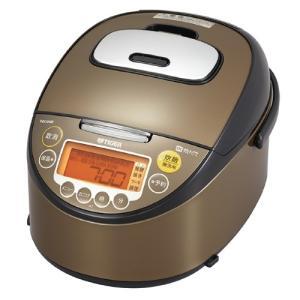 タイガー IH炊飯器 炊きたて tacook JKT-J100-XT ブラウンステンレス [5.5合炊き]|emedama