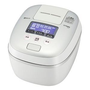 【あすつく】 タイガー 圧力IH炊飯器 炊きたてJPC-A100WH ホワイトグレー [5.5合炊き]|emedama
