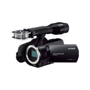 ソニー レンズ交換式デジタルHDビデオカメラレコーダー NEX-VG30 ボディ|emedama