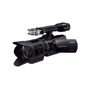 ソニー レンズ交換式デジタルHDビデオカメラレコーダー NEX-VG30H レンズキット|emedama
