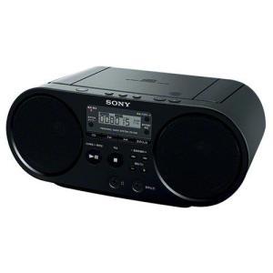 ソニー CDラジオ ZS-S40 (B)ブラックの関連商品4