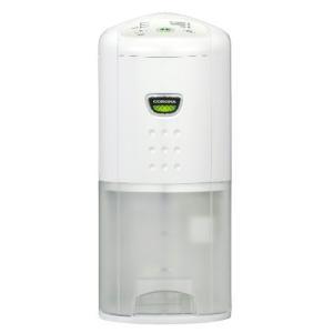 コロナ コンプレッサー式 衣類乾燥除湿機 CD-P6318-W|emedama