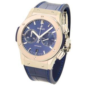 【あすつく】 ウブロ メンズ腕時計 クラシックフュージョンクロノグラフ 521.NX.7170.LR emedama