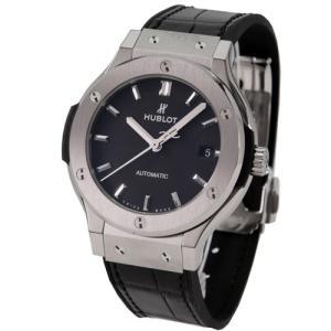 【60回無金利】 ウブロ ユニセックス腕時計 クラシックフュージョン チタニウム 565.NX.1171.LR|emedama