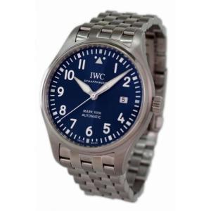 IWC メンズ腕時計 パイロットウォッチ マークXVIIIプティ・プランス IW327016