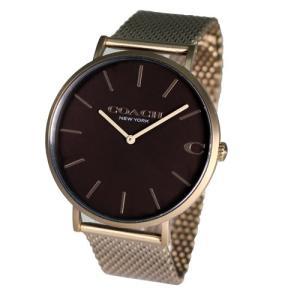 コーチ メンズ腕時計 チャールズ 14602147