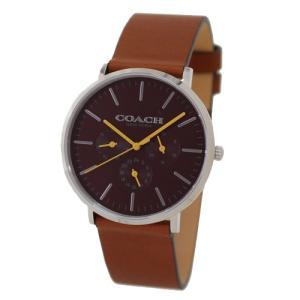 コーチ メンズ腕時計 ヴァリック 14602388