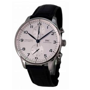 IWC メンズ腕時計 ポルトギーゼ クロノグラフ オートマティック IW371605