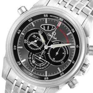 オメガ メンズ腕時計 デ・ビル  422.10.44.51.06.001 emedama 02