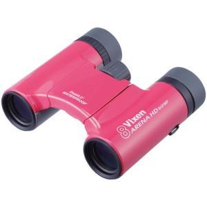 ビクセン 13442-7 アリーナ 8倍双眼鏡 HD8×21WP ピンク