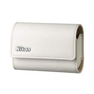 ニコン カメラケース CS-NH55WH ホワイト 《納期約1−2週間》|emedama