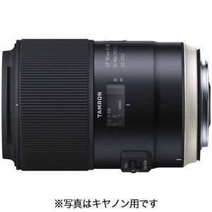 タムロン SP 90mm F/2.8 Di MACRO 1:1 VC USD ニコン用 (Model F017)|emedama