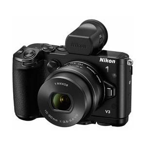 ニコン Nikon 1 V3 プレミアムキット ブラック 《納期約3ヶ月》