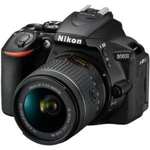 ニコン D5600 18-55 VR レンズキット 《納期約2−3週間》