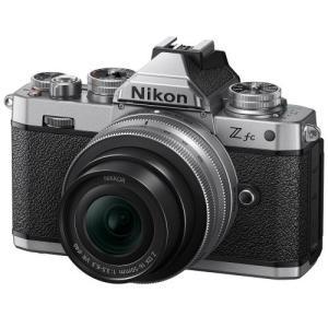 ニコン Z fc 16-50 VR SLレンズキット 《納期約3ヶ月》|カメラのキタムラ PayPayモール店