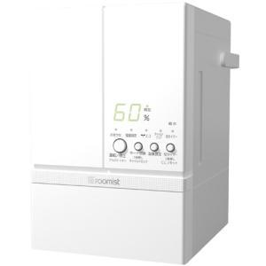 三菱重工 スチームファン蒸発式 加湿器 roomist[ルーミスト] SHE60RD-W ピュワホワイト|emedama