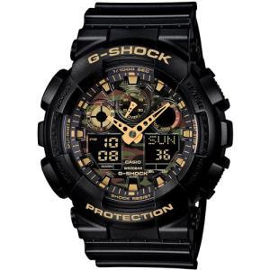 カシオ メンズ腕時計 G-SHOCK スタンダード  GA-100CF-1A9JF.|emedama