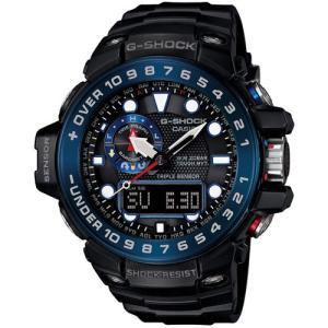 カシオ メンズ腕時計 G-SHOCK GULFMASTER  GWN-1000B-1BJF.|emedama