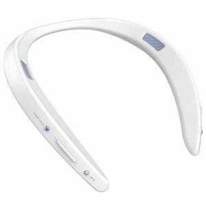 シャープ ウェアラブル ネックスピーカー AQUOS サウンドパートナー AN-SS2-W ホワイト