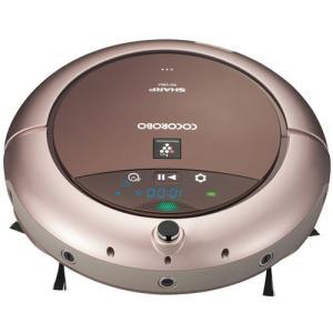 シャープ ロボット掃除機 COCOROBO ココロボ RX-V95A-N ゴールド系...