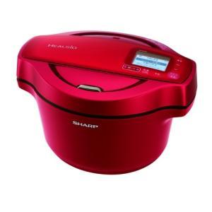 [あすつく][送料無料][ホットクック`ヘルシオ`HEALSIO`無水調理`水なし自動調理鍋`無線L...