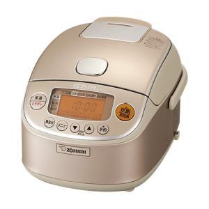 【あすつく】 象印 圧力IH炊飯器 極め炊き NP-RK05-NZ [3合炊き]|emedama