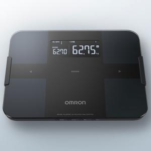 [ポイント2倍 10/31 13:59迄][送料無料][`omron`体重計`体脂肪率計`]