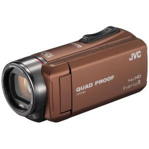 JVCケンウッド ハイビジョンメモリームービー Everio R GZ-R400-T ライトブラウン 《納期未定》
