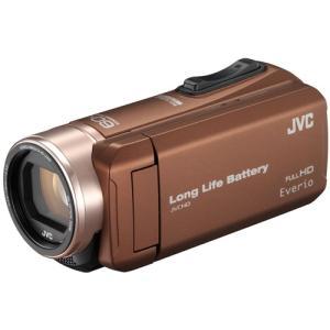 JVCケンウッド ハイビジョンメモリームービー Everio GZ-F200-T ライトブラウン 《納期未定》