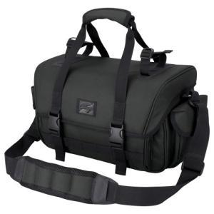 ハクバ SLD-RG2-SBMBK ルフトデザイン リッジ02 ショルダーバッグ M ブラック|emedama