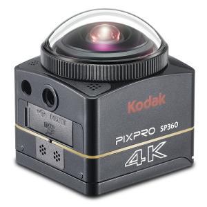 コダック PIXPRO アクションカメラ SP360 4K|emedama
