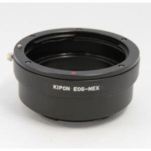 KIPON マウントアダプター EOS-NEX [レンズ側:キヤノンEF ボディ側:ソニーE] 《納期約1−2週間》|emedama
