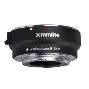 Commlite CM-EF-EOSM マウントアダプター [レンズ側:キヤノンEF ボディ側:キヤ...