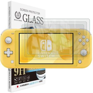 ■商品名 Switch Lite 透明 ガラスフィルム 強化ガラス 保護フィルム 硬度9H 指紋防止...