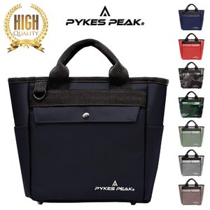 【公式】PYKES PEAK(パイクスピーク) ゴルフ トートバッグ メンズ レディース シューズ収納 トートバッグ 大容量 ゴルフ 軽量 送料無料 FBA emi-direct
