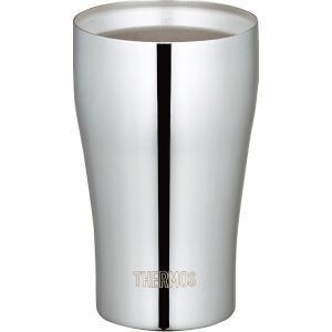 魔法びん構造だから飲み頃温度をキープ!氷を入れても結露しない。 サイズ 現品約7.5φ×12cm 材...
