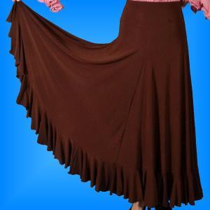 フラメンコ 衣装 スカート 1168