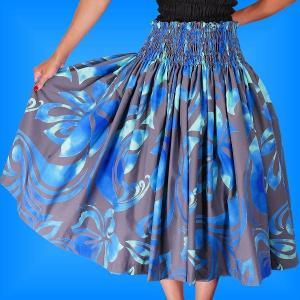 フラダンス衣装パウスカート78cm丈 2230|emika