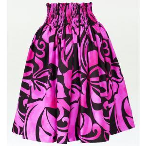 フラダンス衣装パウスカート78cm丈 2234|emika
