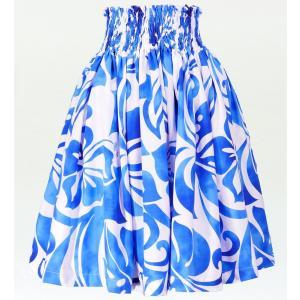 フラダンス衣装パウスカート78cm丈 2236|emika