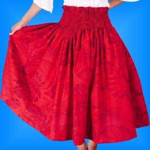 フラダンス衣装パウスカート78cm丈 2317|emika