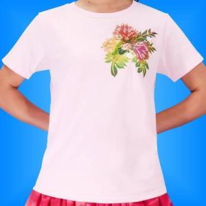 フラTシャツ レフア ピンク M 2335mp|emika