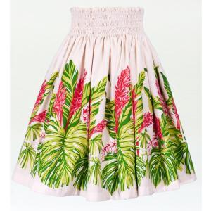 フラダンス衣装パウスカート78cm丈 2357|emika