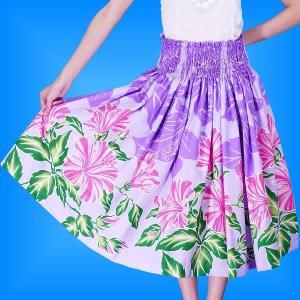 フラダンス衣装パウスカート78cm丈 2369|emika