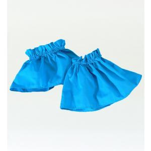 フラダンス デコレーション スリーブ ブルー 831bl|emika