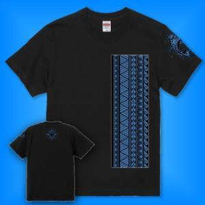 メンズ ハワイアンTシャツ [M/L/2L] mt009b|emika