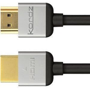 Kordz R.3-HD0090【R.3 High Speed with Ethernet HDMI cable 0.9m】|emilaidirect