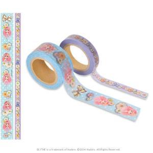 ブライスマスキングテープセット[シャルロットデフルール]/BLK-MG(Blythe雑貨)...