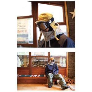 【ゆうパケット可能】 スノーボード 裏BOA耳付きワークキャップ  スキー  WORKCAP ウォッチキャップ  snj-141|emilu-young|06